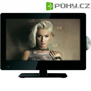 LED TV s DVD přehrávačem Odys Concept Line 16 Pro