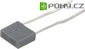 3n3/100V MKT RM=5, /~TC351/ svitkový kondenzátor radiální