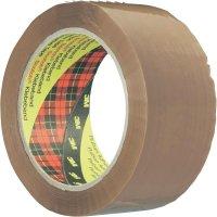 Balicí lepicí páska 3M 3739, 50 mm x 66 m, transparentní