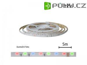 LED pásek 12V 335 (boční) 60LED/m IP20 max. 4.8W/m R-G-B multicolor (1ks=cívka 5m)