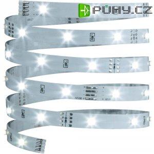 LED pásek Paulmann YourLED ECO Stripe 70484, 1 m, 2,4 W, neonově růžová