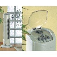 Věžový ventilátor Tristar, 45 W, bílá