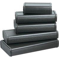 Pouzdro Alubos Bopla ABPH 600-100, (d x š x v) 100 x 57 x 32 mm, černá (ABPH 600-100)