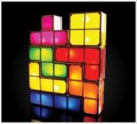Lampa Tetris - skládací