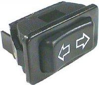 Tlačítko kolébkové (ON)-OFF-(ON)2pol. 12V/20A