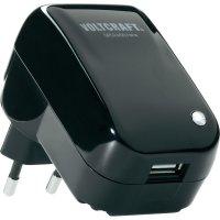Síťový adaptér s USB Voltcraft SPS2400/WW, 5 V, 2,4 A
