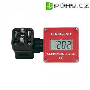 Zásuvný LCD displej Greisinger GIA 0420 VO, 102820