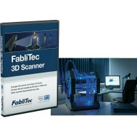 3D tiskárna Renkforce RF1000 + software FabliTec 3D Scanner