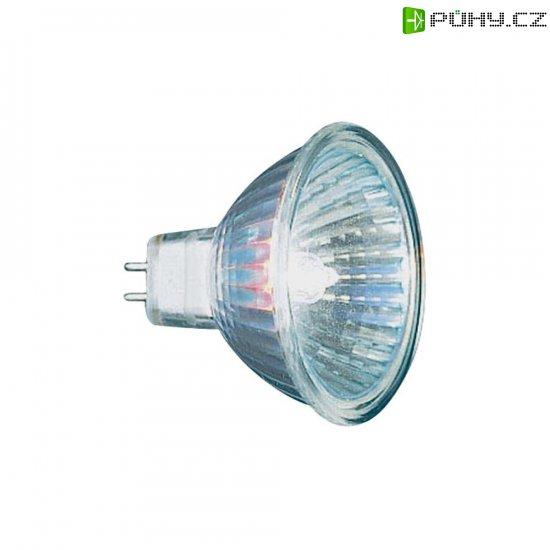 Halogenová žárovka Osram, GU5.3, 50 W, 46 mm, stmívatelná, transparentní, 20 kusů - Kliknutím na obrázek zavřete