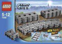 Náhradní koleje LEGO® CITY 7499