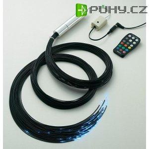 Optické vlákno s LED 2 x 1,5 m