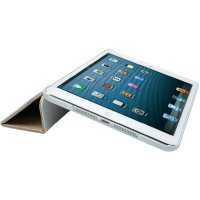 Kožené pouzdro Kensington pro iPad Mini Kaffee