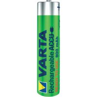 Akumulátor Varta Toy Ready-To-Use, NiMH, AAA, 800 mAh, 4 ks