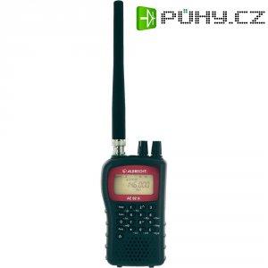 Rádiový ruční skener Albrecht AE 92 H