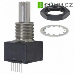 Otočný enkodér Bourns EM14R1D-R20-L032N, 32, 360 °, 12 V/DC, do DPS