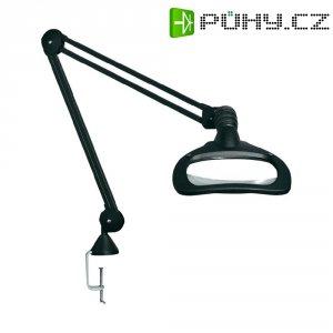 Lupa s LED osvětlením GlamoxLUXO Wave, WAL025964, 3,5 dioptrie, ESD, 2x 6 W
