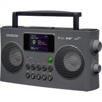 Internetové a DAB+ rádio Sangean WFR-29C, černá, stereo