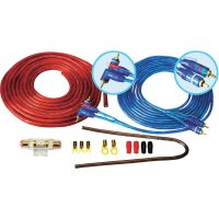 Sada kabelů SinusTec BCS-1600, 16 mm², 5 m