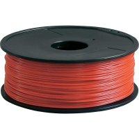 Náplň pro 3D tiskárnu, Renkforce PLA175R1, PLA, 1,75 mm, 1 kg, červená