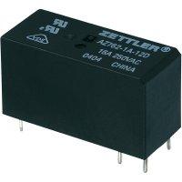 Miniaturní výkonové relé AZ762, 16 A 60 V/DC 1 spínací kontakt Zettler Electronics AZ762-1A-60DE 1 ks
