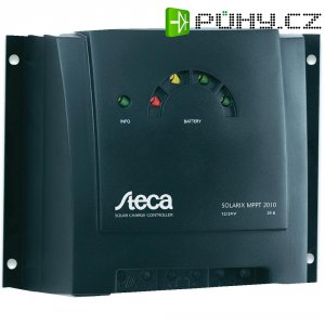 Solární regulátor nabíjení Steca Solarix MPPT 2010