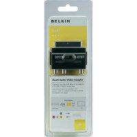 Adaptér Scart/S-Video/Cinch/Scart/Cinch/S-Video Belkin