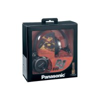 Sluchátka Panasonic RP DJ-600 E-K