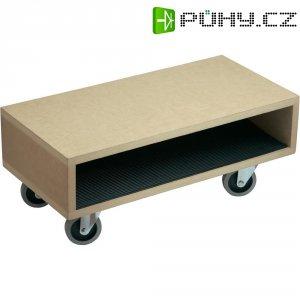 Manipulační vozík, nosnost 150 kg, 290 x 590 mm