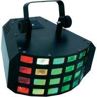 LED efektový reflektor Eurolite D-24, 51918519, 9 W, multicolour
