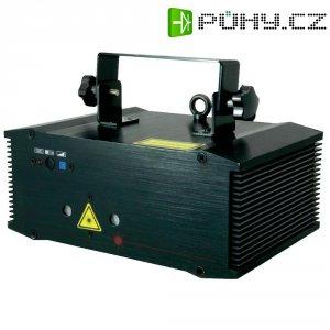 DMX laserový efekt Laserworld ES-800S RGB 3D, 85 - 250 V/AC, RGB