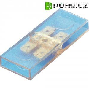 Plochý konektor, 0,5 - 2,5 mm², 2pólový ⇔ 2pólový