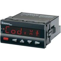 Čítač s předvolbou Kübler Codix 560 DC, RS485, 10-30 V/DC
