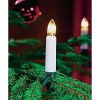 Vánoční řetěz Konstsmide s 16 svíčkami