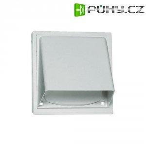 Bílý kryt pro ventilátor se zpětnou klapkou Wallair 20200170
