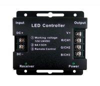 RGB kontroler pro tříbarevné LED pásky
