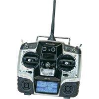 RC souprava palcová Graupner MX-12 HoTT, 2,4 GHz, 6 kanálů