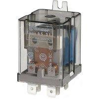 Zátěžové relé Finder 12 V/DC, 20 A, 1 rozpínací kontakt, 1 spínací kontakt, 65.31.9.012.0000, 1 ks