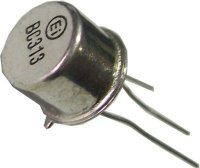 BC313 P 40V/1A 0,8W 50MHz TO39