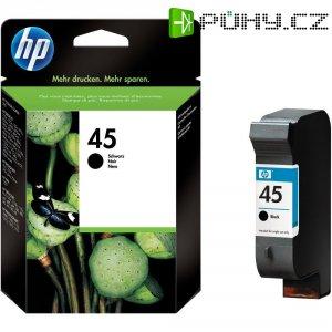 Cartridge do tiskárny HP 51645AE (45), černá
