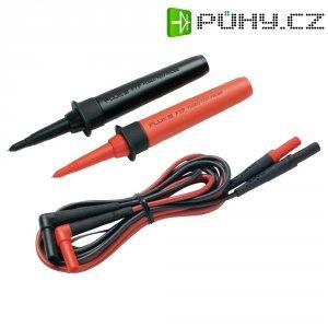 Sada měřicích kabelů banánek 4 mm ⇔ banánek 4 mm Fluke FTPL-1, 1 m, černá/červená