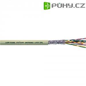 Datový kabel UNITRONIC LIYCY (TP) 2 x 2 x 0,25 mm2, šedá