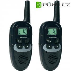 PMR radiostanice Topcom RC-6410, sada 2 ks