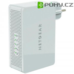 WiFi repeater Netgear WN3500RP, 600 MBit/s, 2.4 a 5 GHz