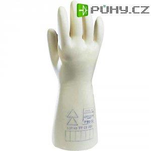 Latexové elektrikářské rukavice Electrosoft 2091903-08, velikost 8, bílá