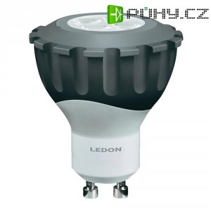 LED žárovka Ledon MR16, 28000322, GU10, 8 W, 230 V, teplá bílá