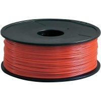 Náplň pro 3D tiskárnu, Renkforce ABS175R1, ABS, 1,75 mm, 1 kg, červená