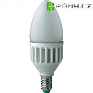 LED žárovka Megaman® E14, 5 W, teplá bílá, svíčka