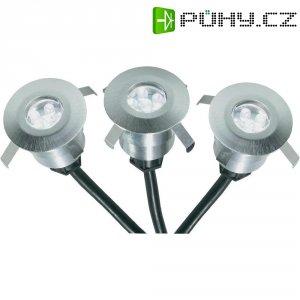 Venkovní vestavná LED svítidla , 3x 2 W