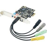Zvuková karta PCIE 7.1