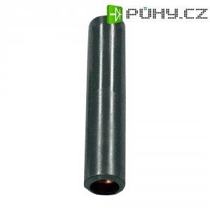 Propojovací spojka MultiContact 24.0142-21, PVC, rovná, černá